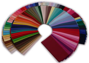 QCIC Academy -colour/color analysis drapes, drape sets, swatches, colour analysis wands