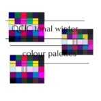 Tonal Colour Palettes Printed